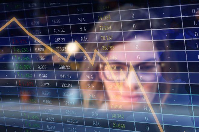 Los bancos sufren un fuerte correctivo en Bolsa