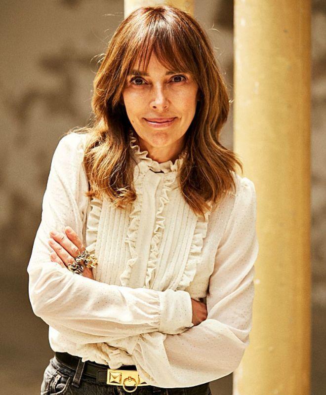 La diseñadora Teresa Helbig.