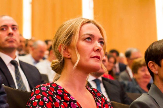 Marta Ortega, hija de Amancio Ortega, fundador de Inditex.