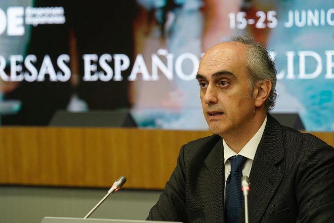 Jorge Cosmen, vicepresidente de National Express.