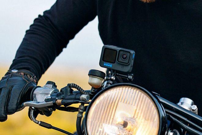 La GoPro viene con una nueva generación de estabilizador de imagen.