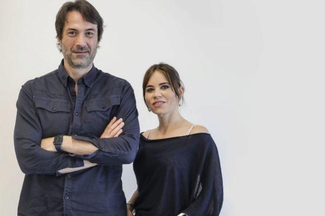 Manuel Fandos y Lidón Serra, funddores de Tugesto.