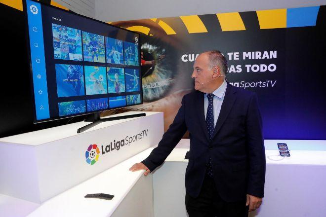 LaLiga lanza una versión de pago de su OTT