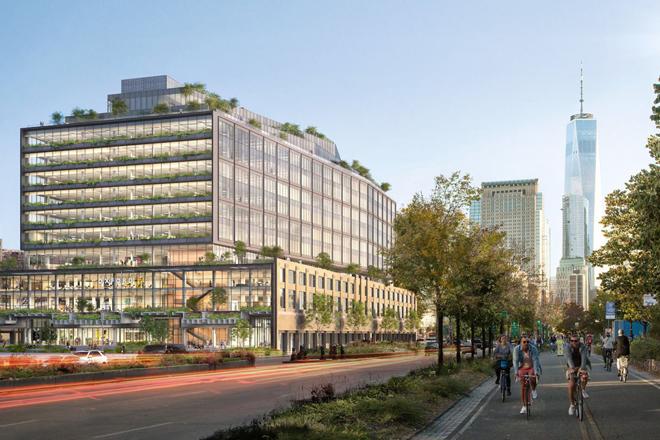 Google pagará 2.100 millones de euros por un nuevo edificio de oficinas en Manhattan