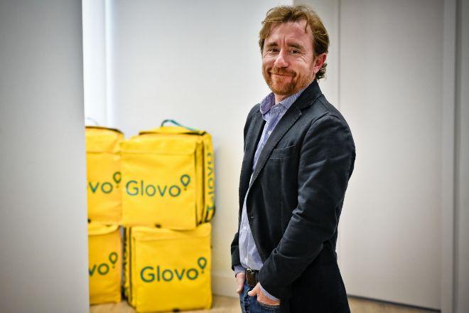 Sacha Michaud, cofundador de Glovo.
