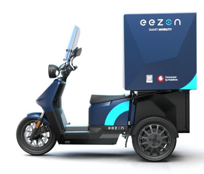 La Sepi entra en el capital de eezon, el fabricante gallego de motos eléctricas de tres ruedas
