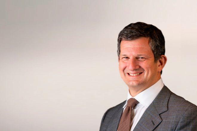 Steve Hasker, presidente y CEO de Thomson Reuters.