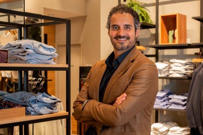 Andrés Contreras, consejero delegado de Bestseller en España, Portugal y Latinoamérica.