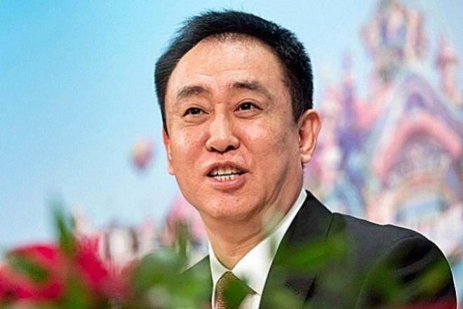 Hui Ka Yan, fundador de Evergrande Group, donde controla el 71%.