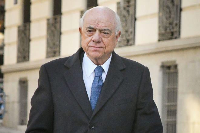 El expresidente de BBVA Francisco González.