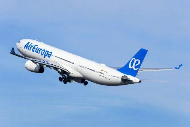 El ERTE de Globalia se extenderá a todas las empresas que la componen: Air Europa, Be Live Hotel y Groundforce.