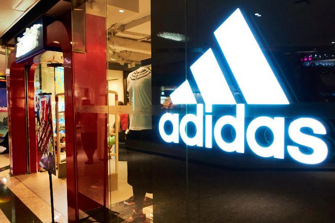 Adidas genera un 38% de las ventas en China.