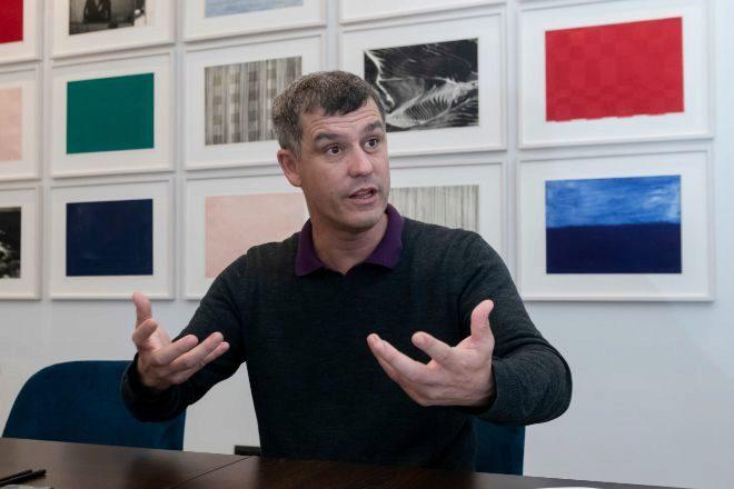 Marc Rahola, fundador y CEO de OD Group.