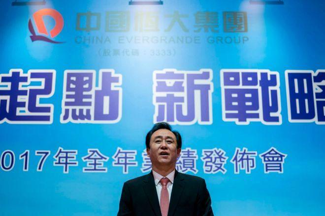 Hui Ka Yan, presidente de China Evergrande Group.