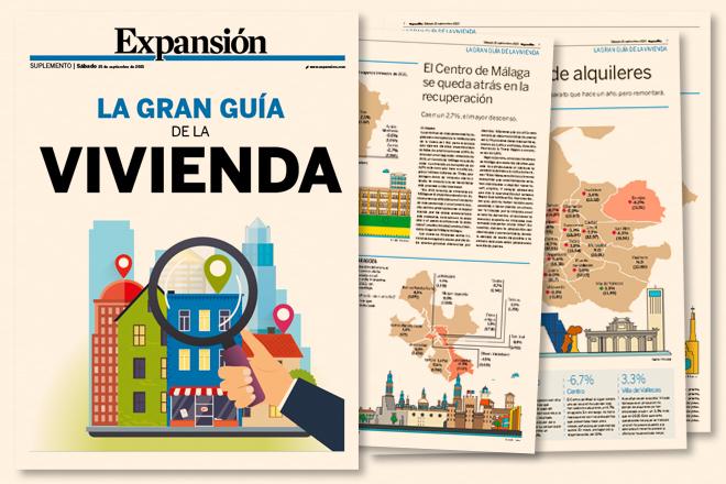 Mañana sábado, con Expansión, La gran Guía para la inversión en Vivienda