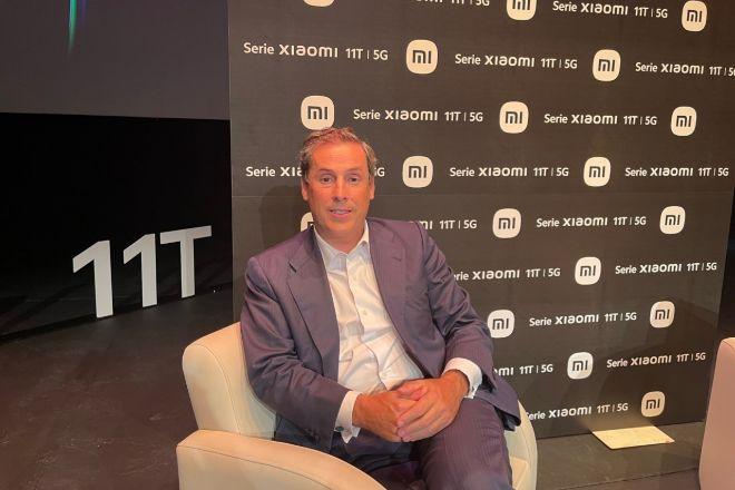 Responsable de Xiaomi en España, Borja Gómez-Carrilo