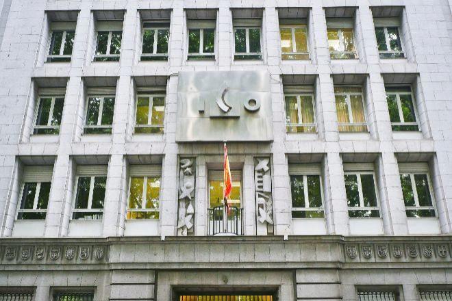 Sede del Instituto de Crédito Oficial (ICO).