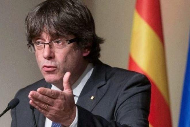 Así ha sido la detención de Puigdemont