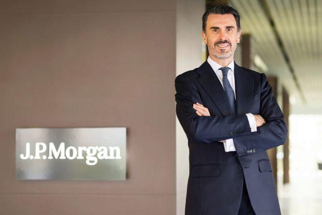 Ignacio de la Colina, presidente y consejero delegado de JPMorgan para España y Portugal.