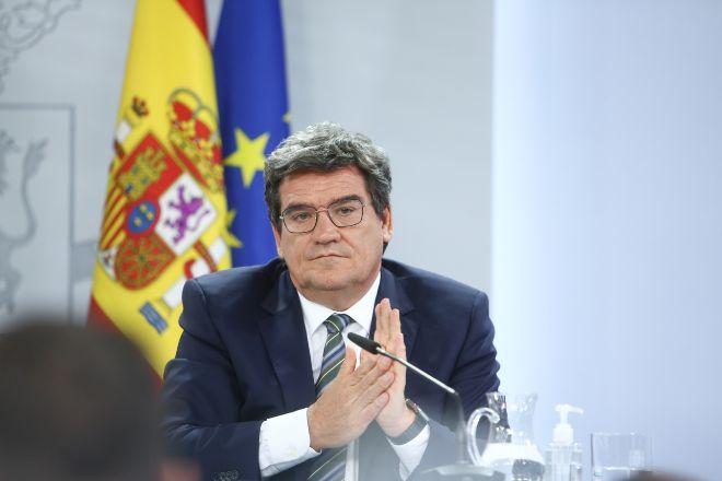 El ministro de Inclusión, Seguridad Social y Migraciones, José Luis Escrivá, ha sido criticado por no particpar en las reuniones.