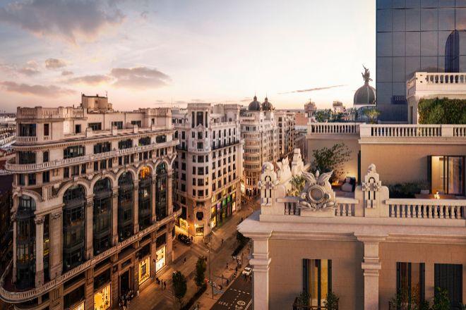 El centro de Madrid, único distrito donde la vivienda sigue cayendo