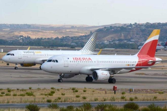 El sector todavía acusa la caída del tráfico aéreo.