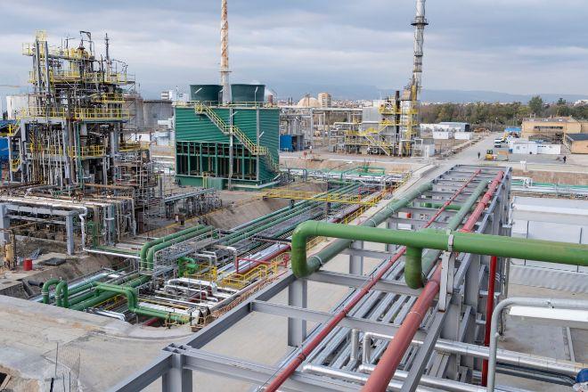 El sector químico producirá  el doble de lo previsto en 2021