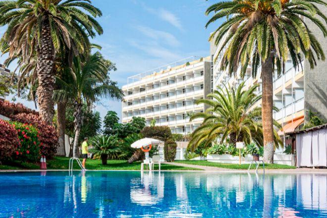 Hotel BlueSea Interpalace, en el Puerto de la Cruz, Tenerife. El grupo hotelero pertenece a Portobello Capital.