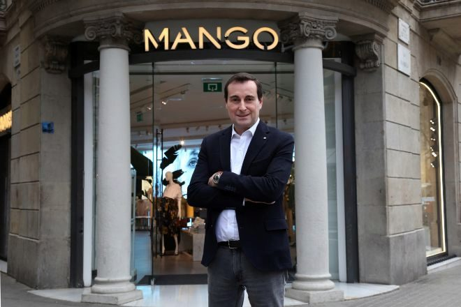 Toni Ruiz, consejero delegado de Mango.