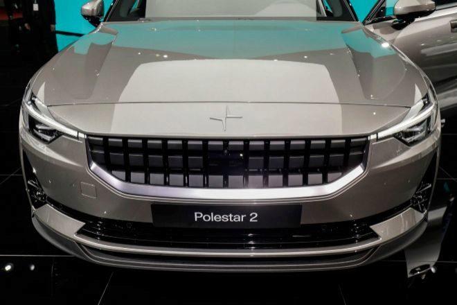 El fabricante de automóviles eléctricos Polestar planea salir a Bolsa a través de una Spac