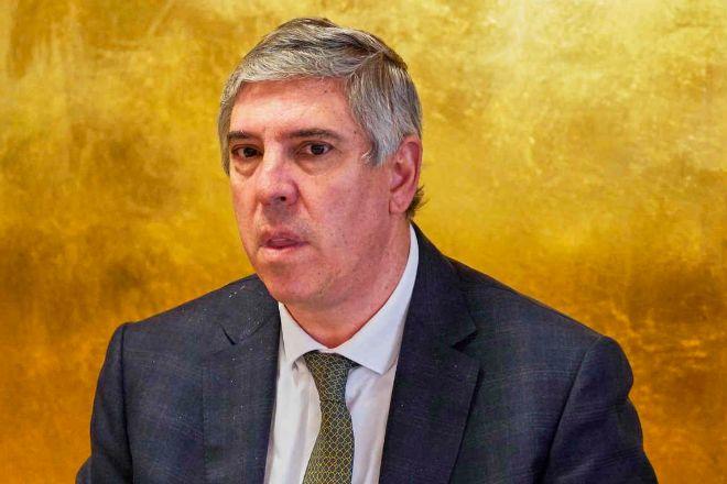 El presidente de Anfac, José Vicente de los Mozos, en una imagen de archivo.