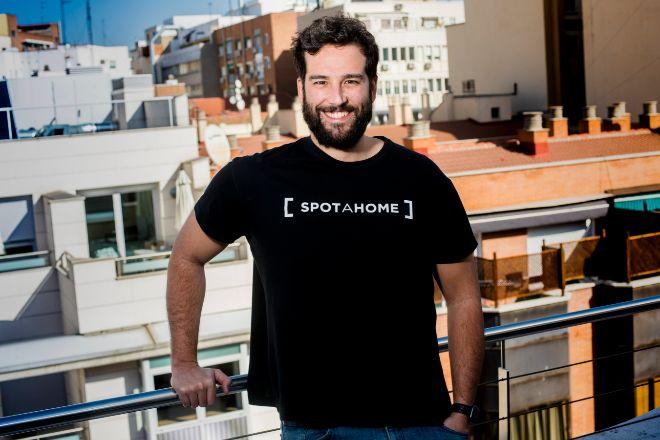 Alejandro Artacho, CEO y fundador de Spotahome.