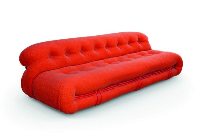 Lo último en el Especial Deco, como este sofá icónico que vuelve.