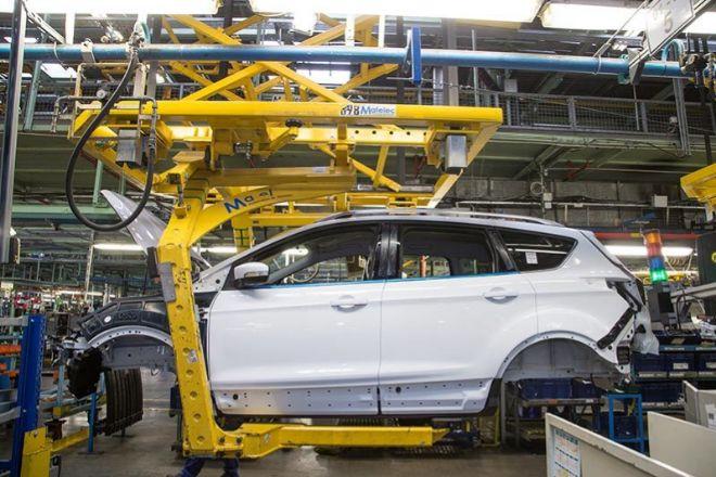 Ford Almussafes reduce los paros del ERTE y producirá parcialmente del 13 al 29 de octubre