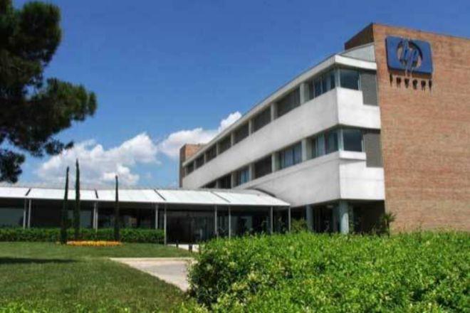 Instalaciones de HP en Sant Cugat del Vallès (Barcelona): empezaron siendo una fábrica de impresoras y se reconvirtieron en un centro de I+D.