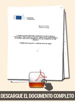 Bruselas da un golpe a Pedro Sánchez y le deja solo en su guerra a las eléctricas