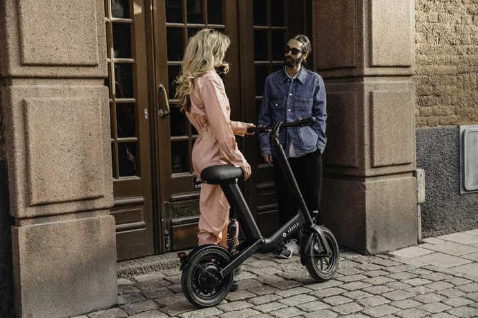 La sueca Vässla lanza hoy en Madrid un exclusivo club para el uso por suscripción de su 'bike'