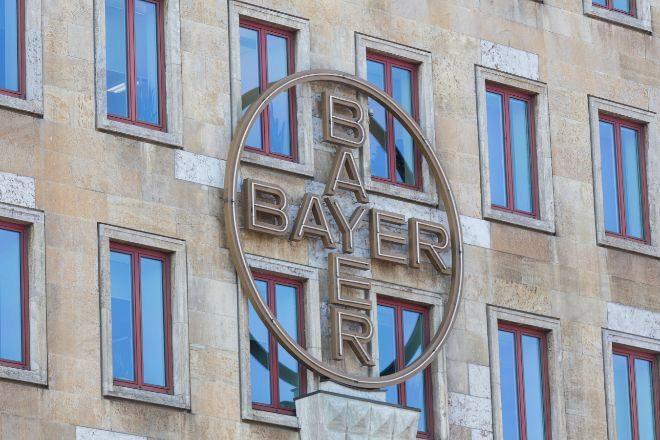 Sede de Bayer en Leverkusen, Alemania.
