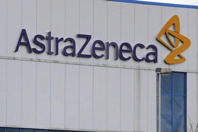 Planta de AstraZeneca en Macclesfield, Reino Unido, en una imagen de archivo.