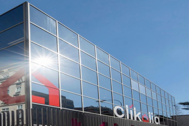 Sede de Clikalia en Madrid.