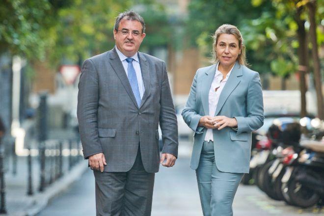 Jaume Tàpies y Liza Masías son socios fundadores de Boscalt.