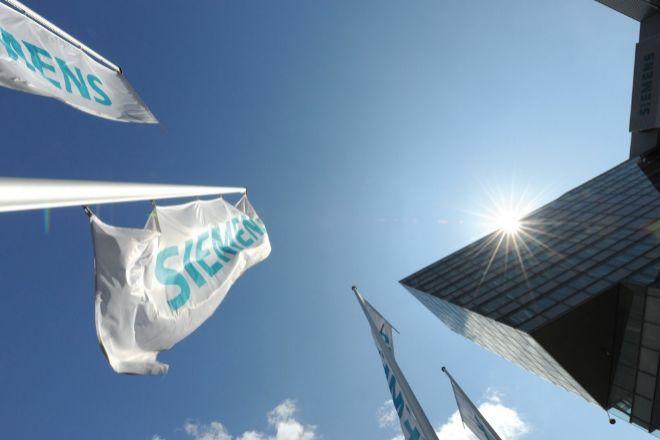 Sede de Siemens.