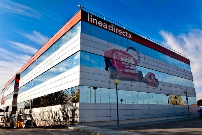 Edificio de Línea Directa.