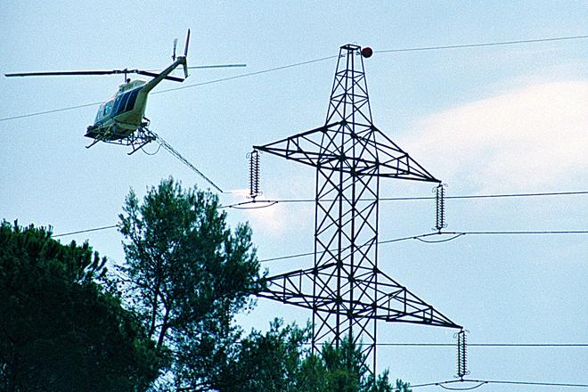 Reintel es la empresa encargada de gestionar la red de fibra óptica de Red Eléctrica.