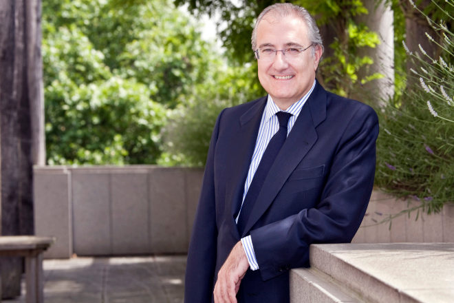 Jesús Olmos, cofundador y consejero delegado de Asterion Industrial Partners.
