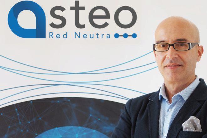 Pedro Abad, fundador y consejero delegado de Asteo Red Neutra.