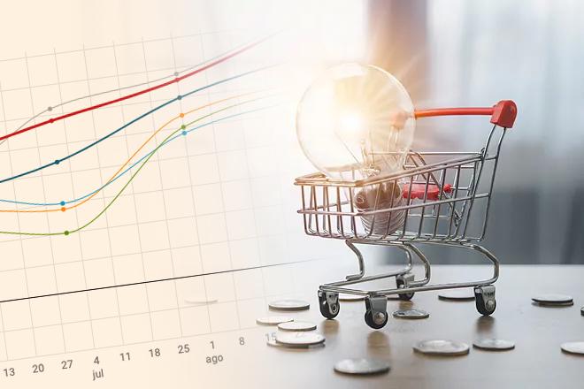 La inflación de la zona euro sube hasta el 3,4% y marca máximos desde 2008