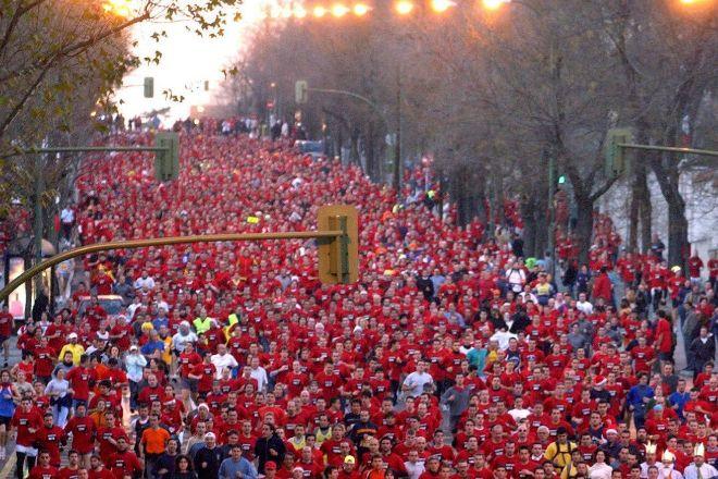 ¿Nuevo status para San Silvestre Vallecana, Movistar medio maratón y maratón EDP Rock 'n' Roll?
