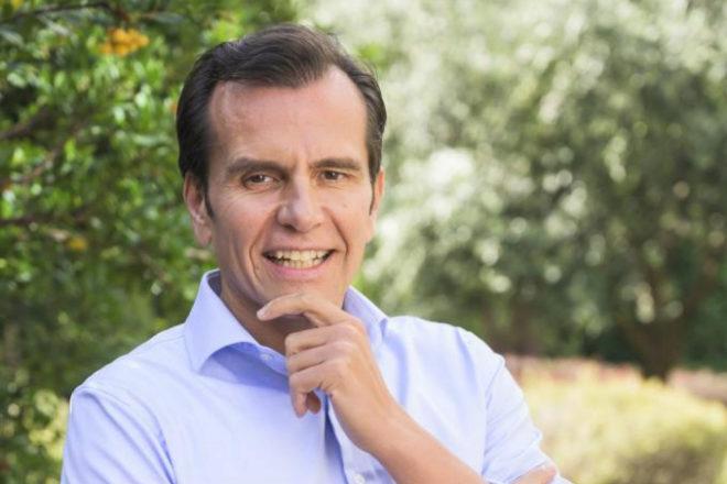 Iñaki Peralta fue nombrado CEO de Sanitas en enero de este año.
