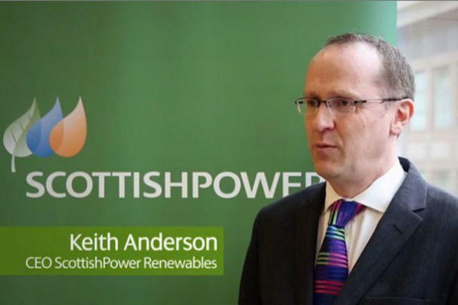 Keith Anderson, CEO de Scottish Power.